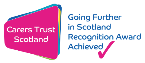 South Lanarkshire College Wins Going Further in Scotland Recognition Award from Carers Trust Scotland