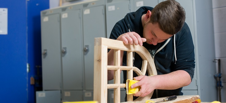 Joinery Could be the Career for you