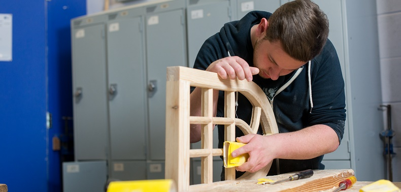 Bench Joinery City & Guilds Level 2 Starting now