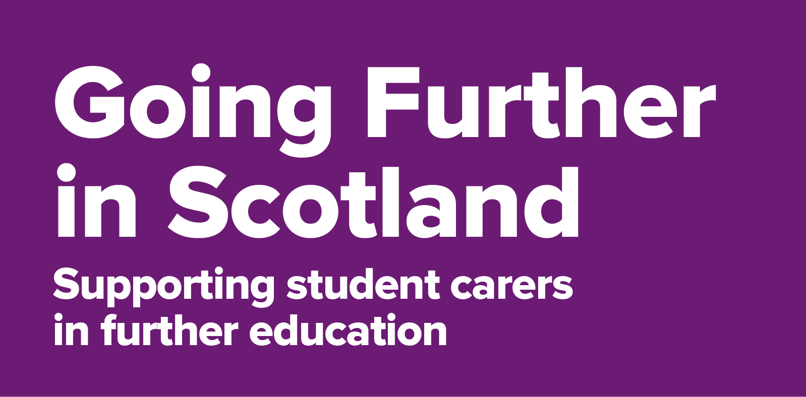 Student Carers: <br>Recognition Award