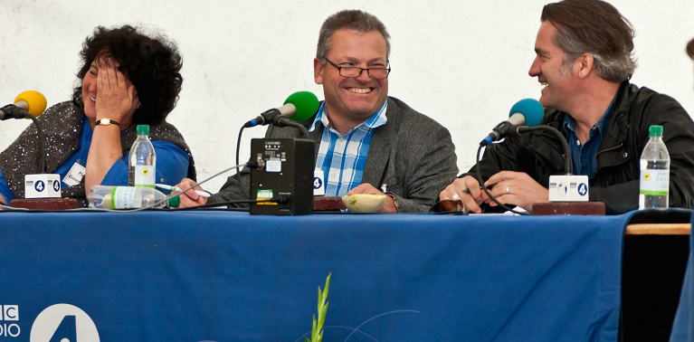BBC Radio 4 Gardeners' Question Time Comes to SLC