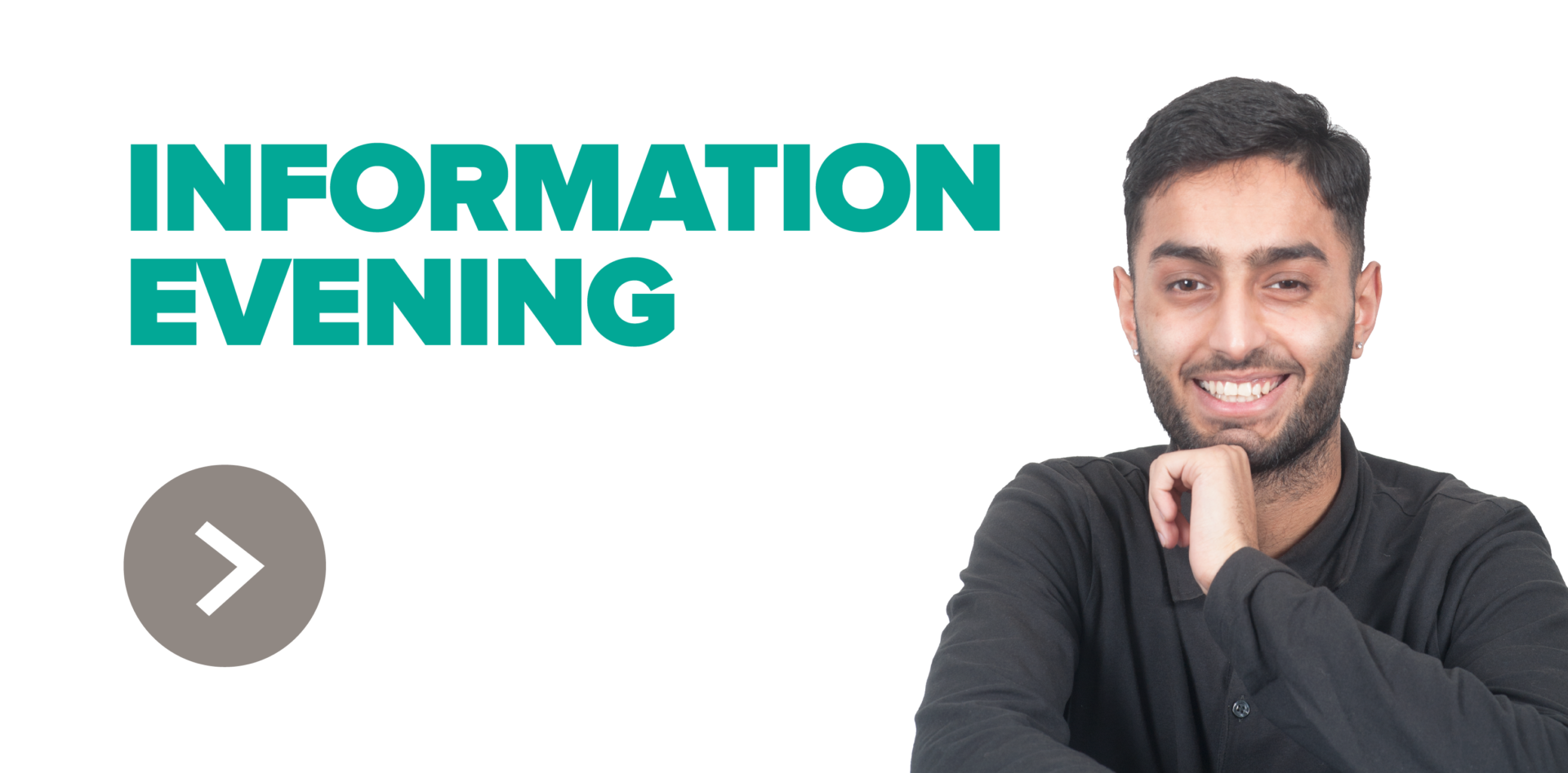 Information Evening <br> Monday 14th May