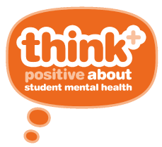 NUS Think Positive logo
