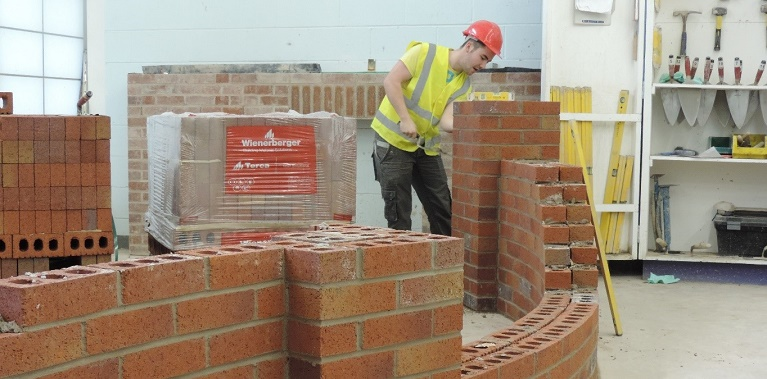 Laying the Foundation to a Career in Brickwork