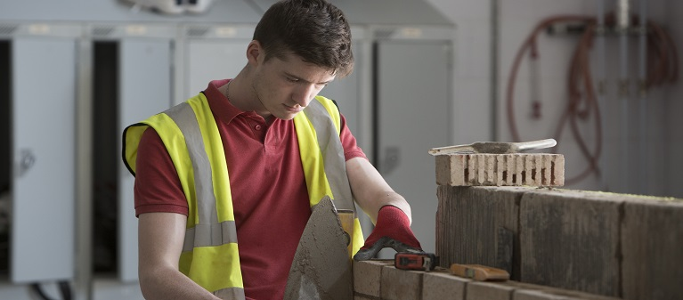 Build Yourself a Career in Brickwork